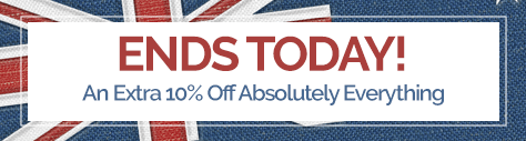 Australia Day Flash Sale - Last Chance