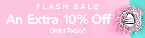 Easter 2020 Flash Sale