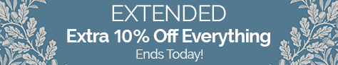 July Flash Sale Extended