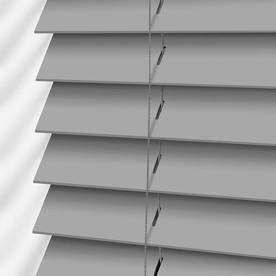Ash Timber Style Venetian Blind 50mm Slat