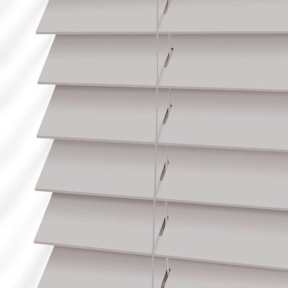 Oyster Timber Style Venetian Blind 50mm Slat Blinds Online