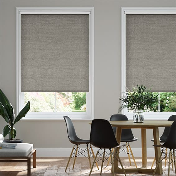 Alivio Mouse Grey Roller Blind