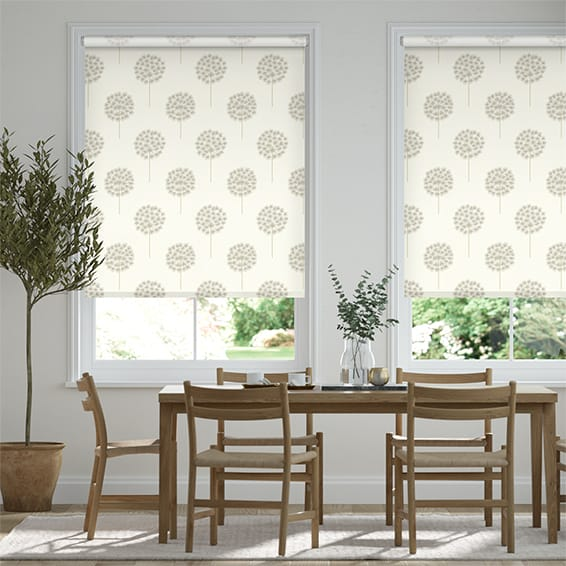 Amity Truffle Roller Blind