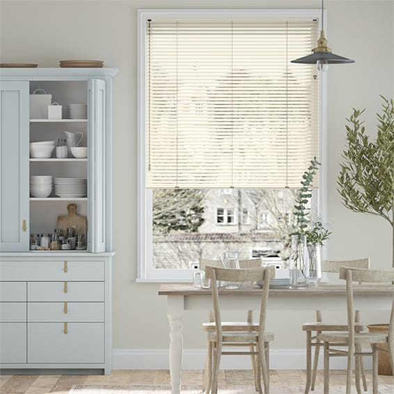 Atelier Antique White Venetian Blind