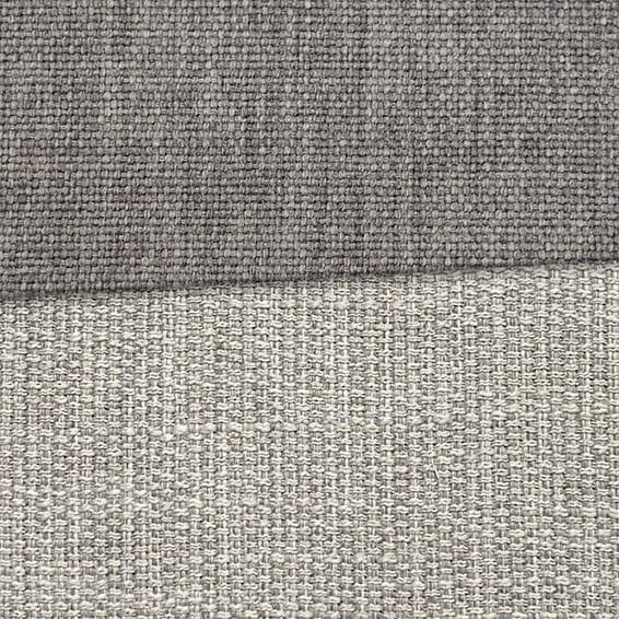 Caldicot Woven Grey Roman Blind Blinds Online