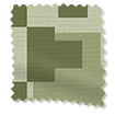 Camo Greenery Roller Blind slat image