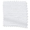 Caress White Panel Blind slat image