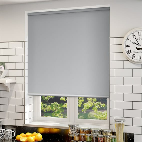 Grey Blockout Roller Blinds Buy Completely Blackout Blinds