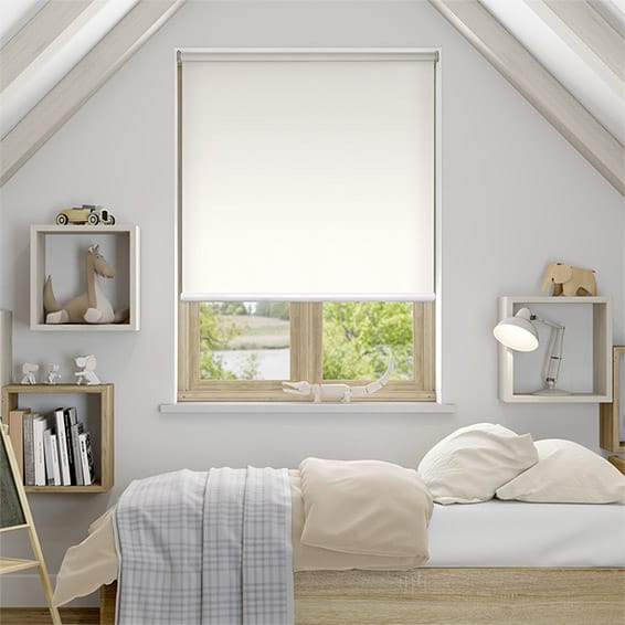 Serenity Shell Blockout Roller Blind