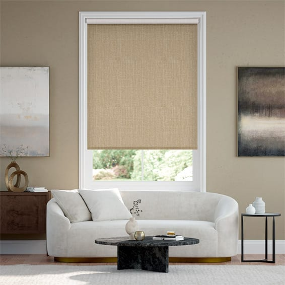 Choices Cavendish Oatmeal Roller Blind