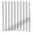 Devon Stripe Dove Roman Blind slat image