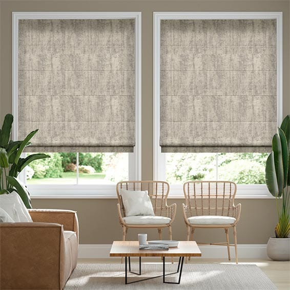 Diomedes Mineral Roman Blind