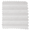 DuoLight Ash Grey  Top Down/Bottom Up Pleated Blind slat image