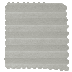 DuoLight Zinc Top Down/Bottom Up Pleated Blind slat image