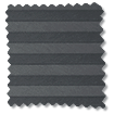 DuoShade Anthracite  Pleated Blind slat image