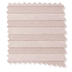 DuoShade Baby Blush Pleated Blind slat image