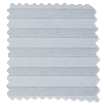 DuoShade Glacier Blue  Pleated Blind slat image