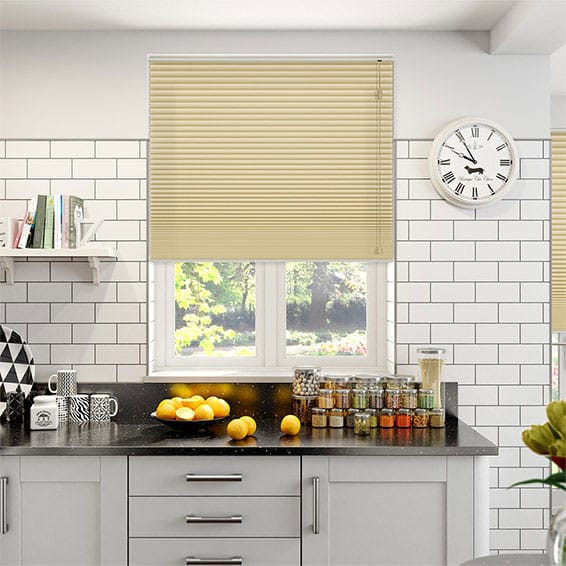 DuoShade Maize Pleated Blind