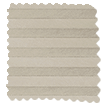 DuoShade Pebble Top Down/Bottom Up Pleated Blind slat image