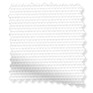 Eclipse Cassette Brilliant White Roller Blind slat image