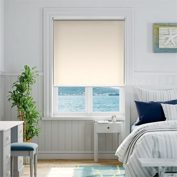 Eclipse Fudge Blockout Roller Blind