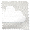 Fluffy Clouds Grey swatch image