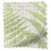 Forest Fern Linen Foliage Curtains slat image
