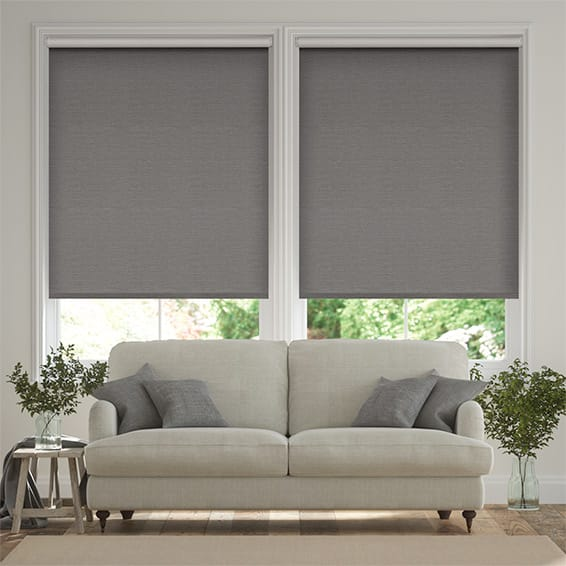 Choices Harrow Tonal Grey Roller Blind