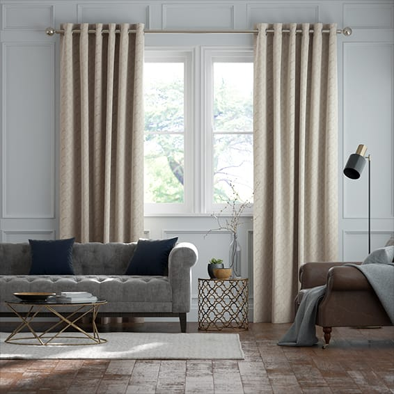Jinli Bronze  Curtains