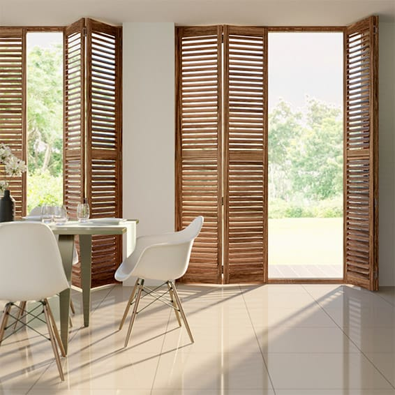 Kinglake Colonial Pine Shutter Blinds