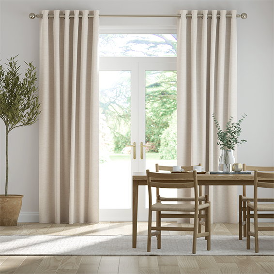 Linen Natural Curtains