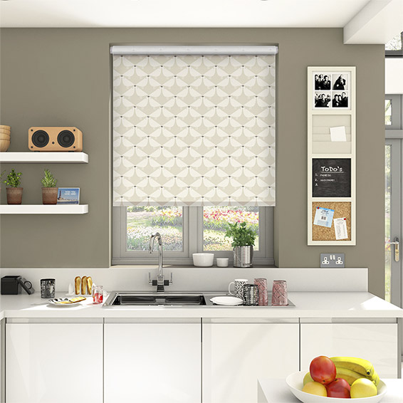 Lintu Birch Roller Blind