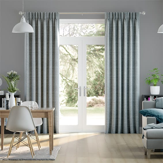 Loretta Steel Curtains