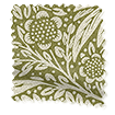 William Morris Marigold Moss Roman Blind slat image