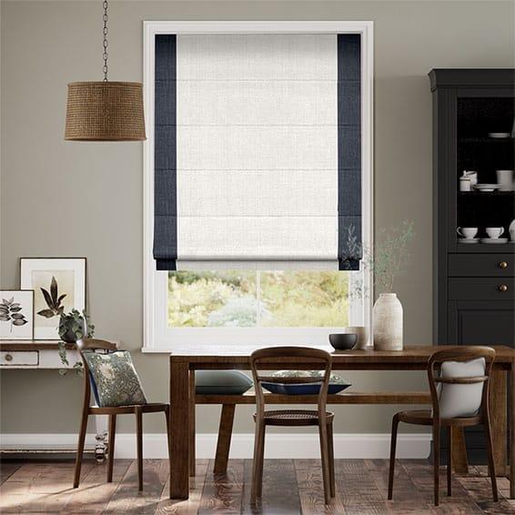 white roman blinds blockout mariner white roman blind blinds online