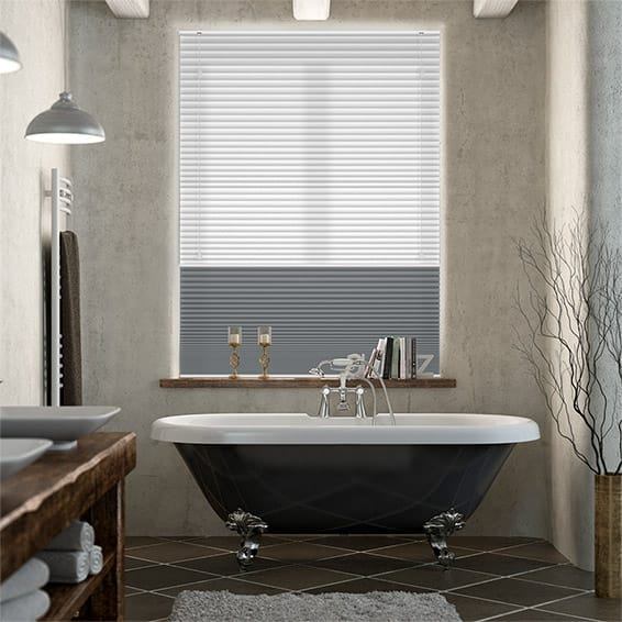 Night & Day Duo Maritime Pleated Blind