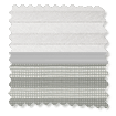 Night & Day Duo Simply Grey Pleated Blind slat image