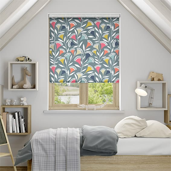 Noukku Berry Crush Roller Blind