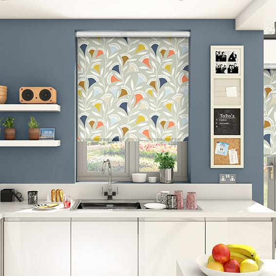 Noukku Fruit Punch Roller Blind