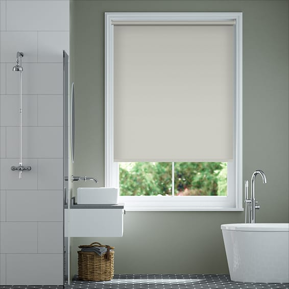 Obscura Dust grey Roller Blind