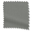 Obscura Smooth Grey Roller Blind slat image