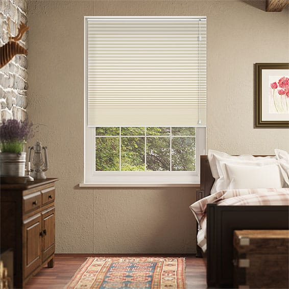 HoneyShade Apricot Pleated Blind