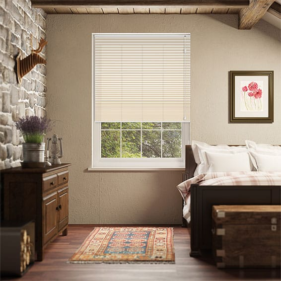HoneyLight Apricot Pleated Blind