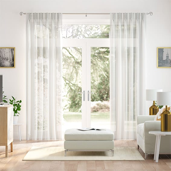Paraiso Sheer Crystal Curtains