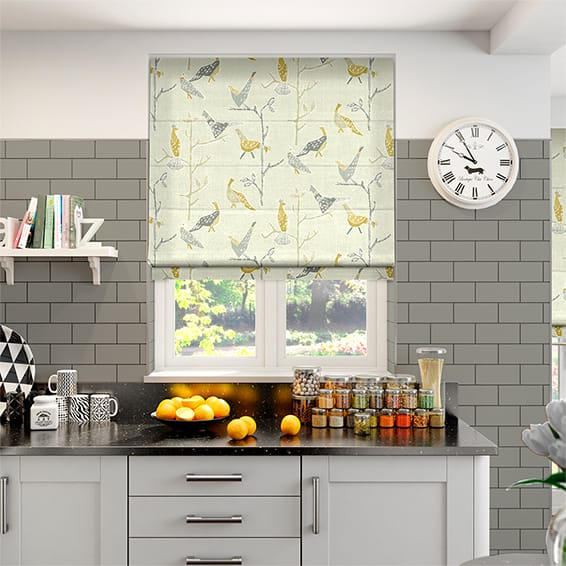 Passaro Pebble Roman Blind