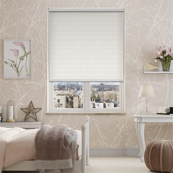 Oasis Birch Blockout Roller Blind