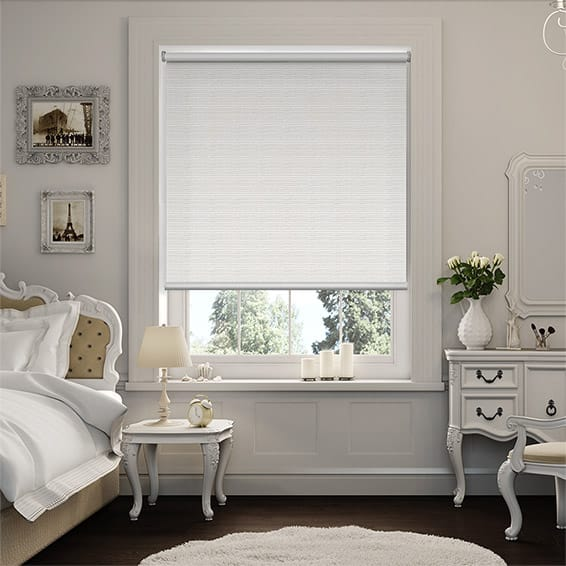 Oasis Pearl Blockout Roller Blind
