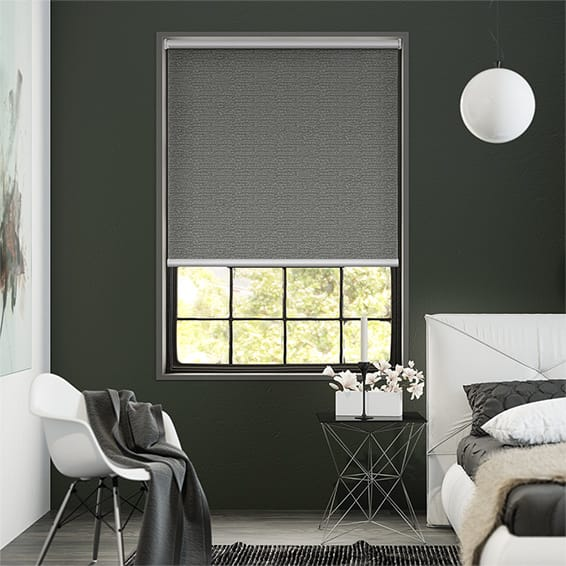 Oasis Steel Blockout Roller Blind