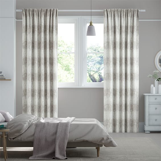 Pumice Oyster Curtains