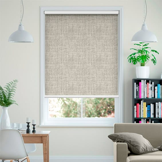 Electric Moda Stone Grey Roller Blind
